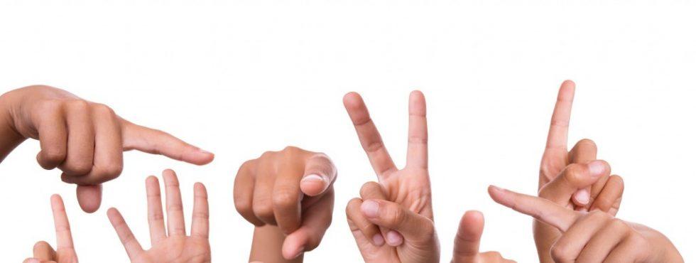 Kursy języka migowego